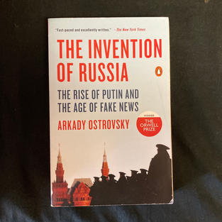 The Invention of Russian by Arkasy Ostrovsky
