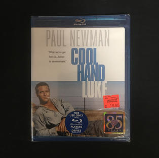 Blu-ray - Cool Hand Luke