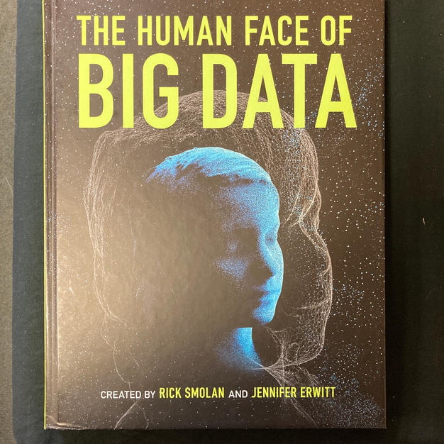 The Human Face of Big Data by Rick Smolan and Jennifer Erwitt