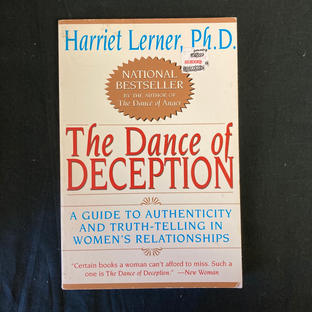 The Dance of Deception by Harriet Lerner PhD