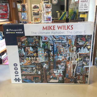 Letter S, Mike Wilks