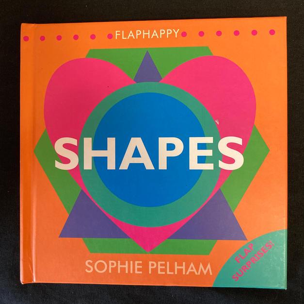 Shapes by Sophie Pelham