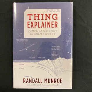 Things Explainer by Randall Munroe
