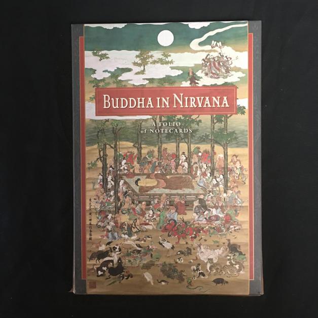 Buddha in Nirvana Folio (front)