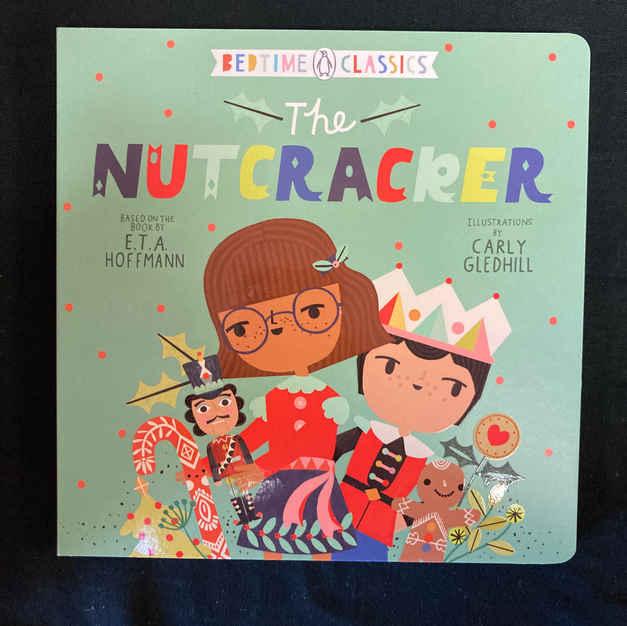 The Nutcracker by E T A Hoffman
