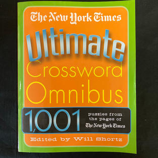 The New York Times Ultimate Crossword Omnibus - Ed. Will Shortz