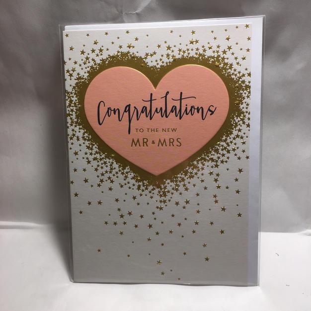 Mr & Mrs Heart Wedding - Notes & Queries