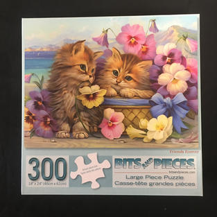 Kittens & Flowers