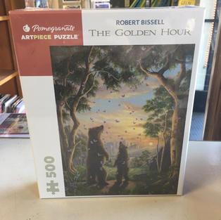 The Golden Hour, Robert Bissell