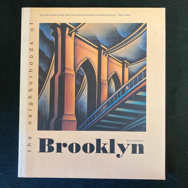 The Neighborhoods of Brooklyn 2nd Edition