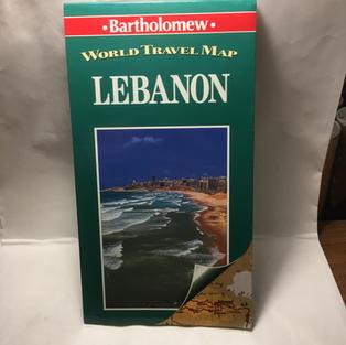 Map - Lebanon Green