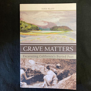 Grave Matters by Tony Platt