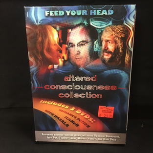 DVD - Altered Consciousness Collection - Hofmann's Potion / Flicker / Hippie Masala