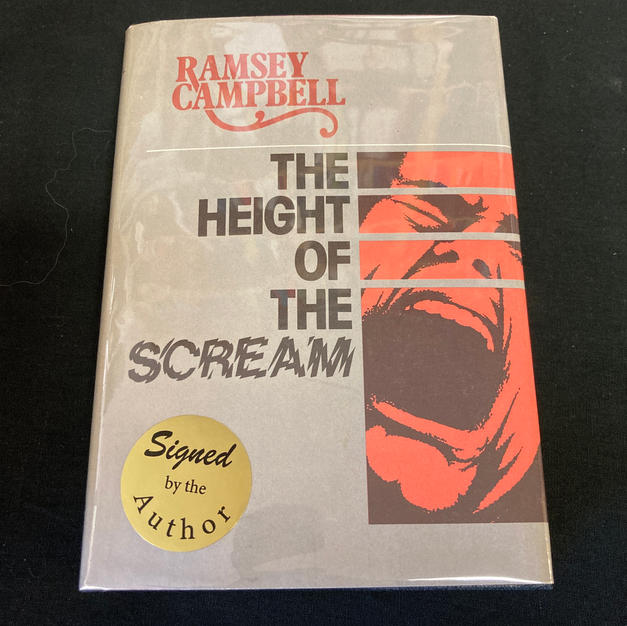 The Height of the Scream by Ramsey Campbell