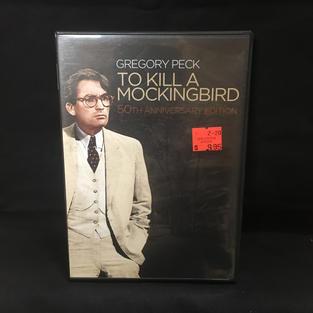 DVD - To Kill a Mockingbird