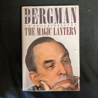 The Magic Lantern by Ingmar Bergman