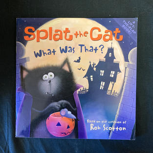Splat the Cat: What Was That