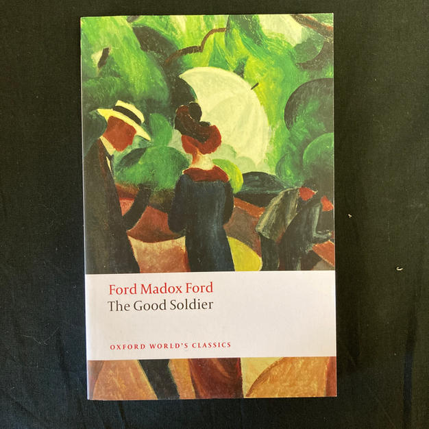 ood Soldier by Ford Madox Ford