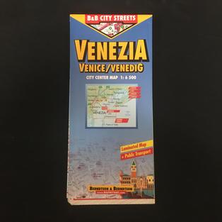 Map - Venezia B&B