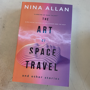 The Art of Space Travel by Nina Allan