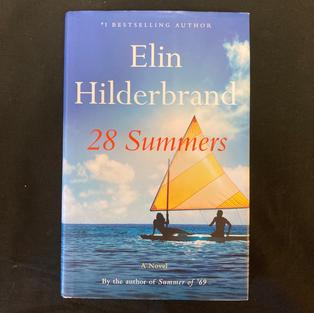 28 Summers by Ellen Hillenbrand