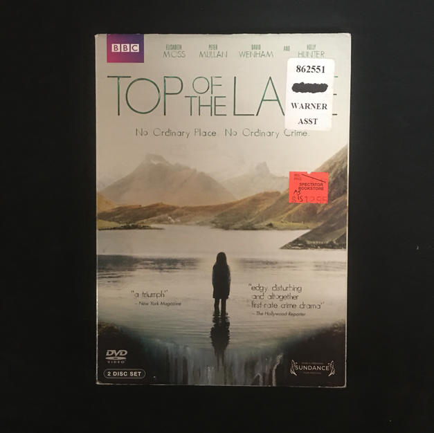 DVD - Top of the Lake
