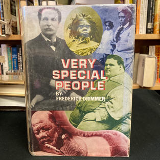 Very Special People by Frederick Drimmer