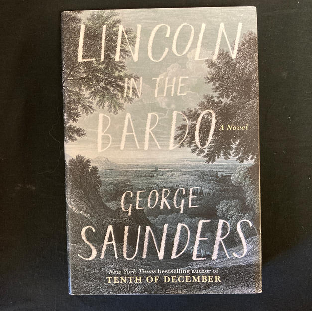 Lincolm in the Bardo by George Saunders