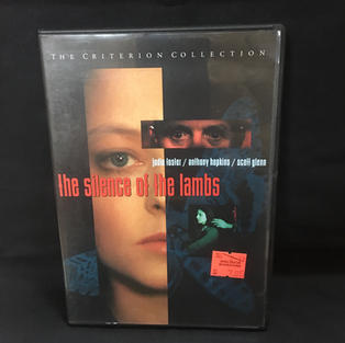 DVD - The Silence of the Lambs