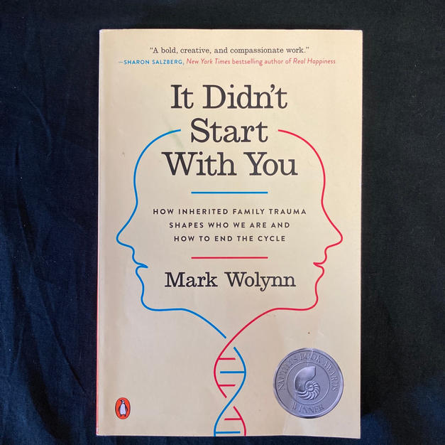It Didn't Start With You by Mark Wolyn