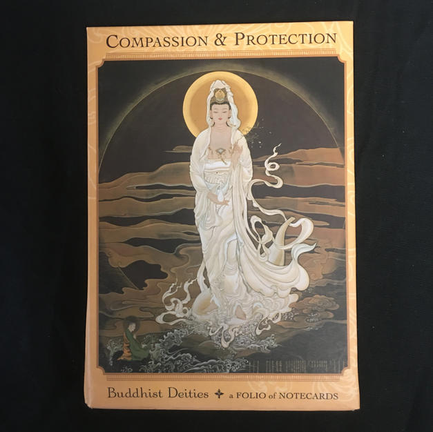 Compassion & Protection Folio (front)