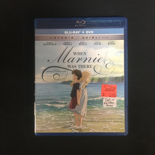 DVD - When Marnie Was There (no Blu-Ray)