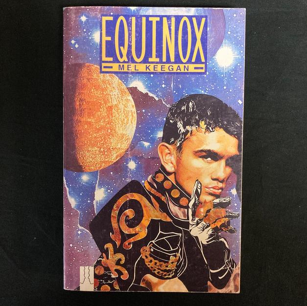 Equinox by Mel Keegan