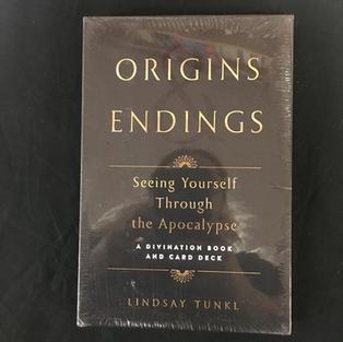 Origins & Endings Oracle Deck - Lindsay Tunkl