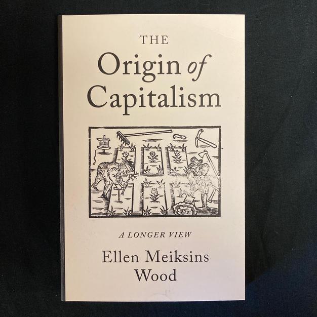 The Origin of Capitalism by Ellen Meiskins Wood