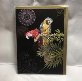 Parrots - Bug Art