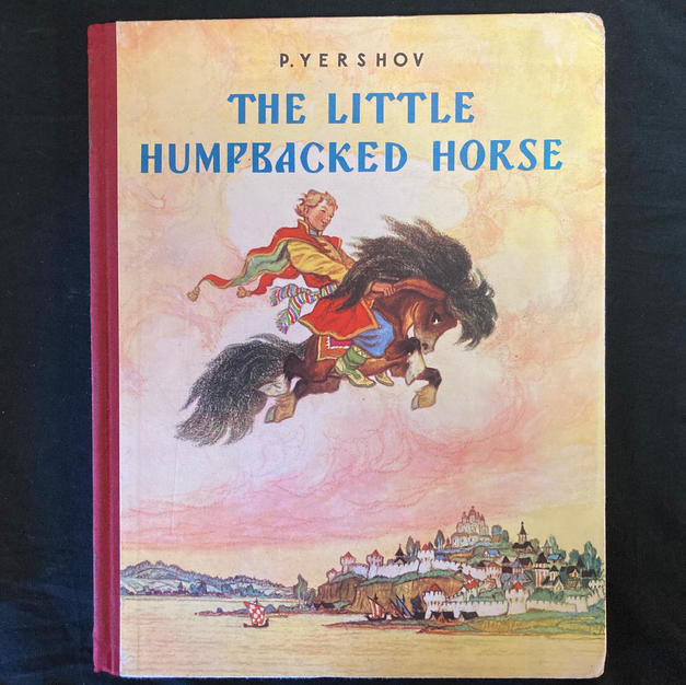 The Little Humpbacked Horse by P. Yershov