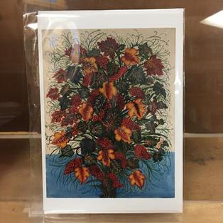 Large Fiery Bouquet - Pomegranate