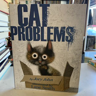 Cat Problems by Jory John