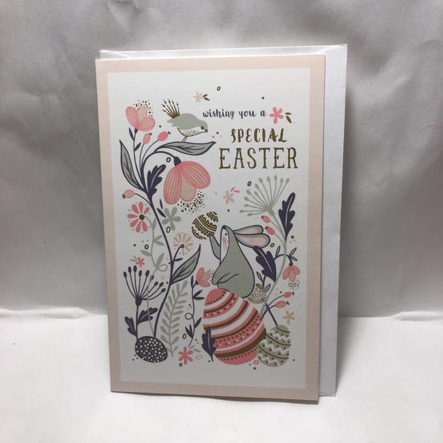 Wild Berry Easter Bunny - Notes & Queries