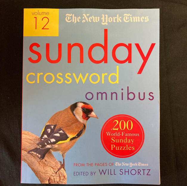 New York Times Sunday Crossword Omnibus Vol 12