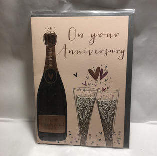 Bubbly Anniversary - Notes & Queries