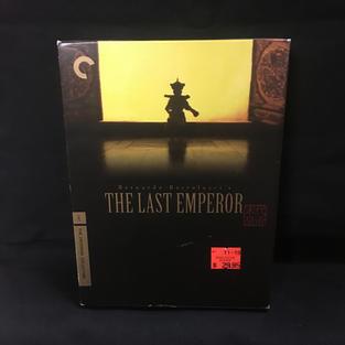 DVD - The Last Emperor - Criterion
