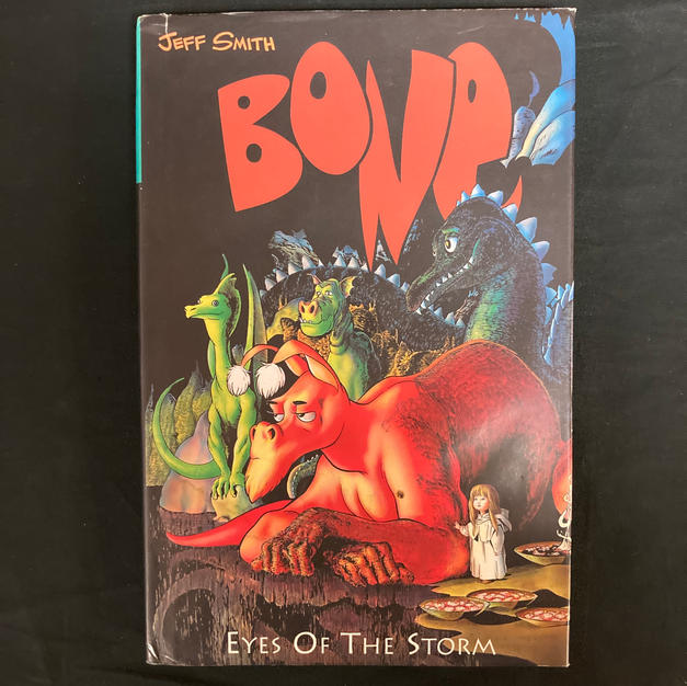 Bone: Eyes of the Storm by Jeff Smith