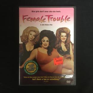 DVD - Female Trouble