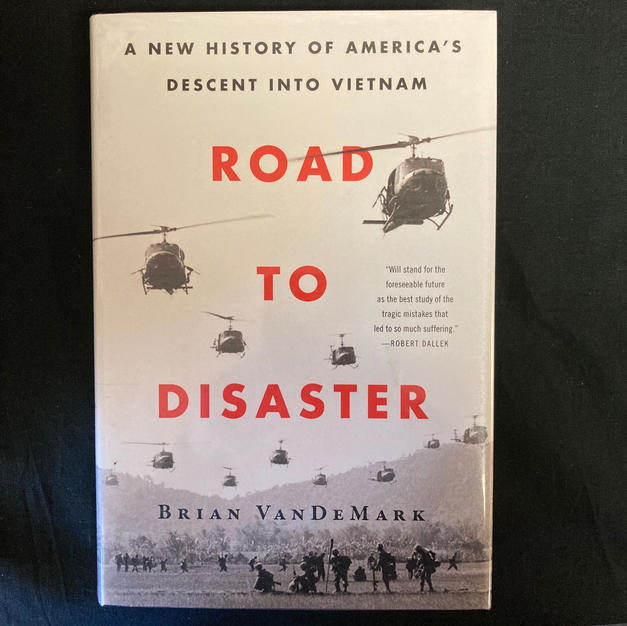 Road to Disaster by Brian  VanDeMark