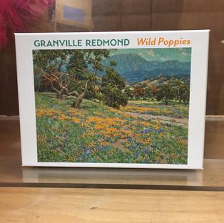 Wild Poppies - Granville Redmond (front)