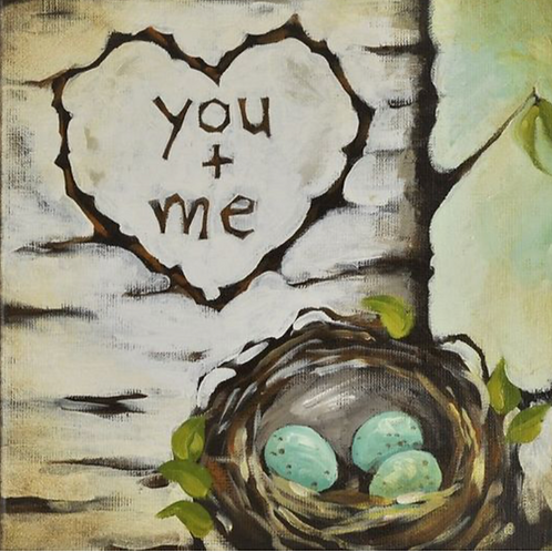 You+Me Painting