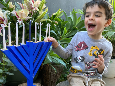 Getting Ready for Chanukah