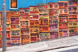 Urban Art: Brightening up the Neighborhood